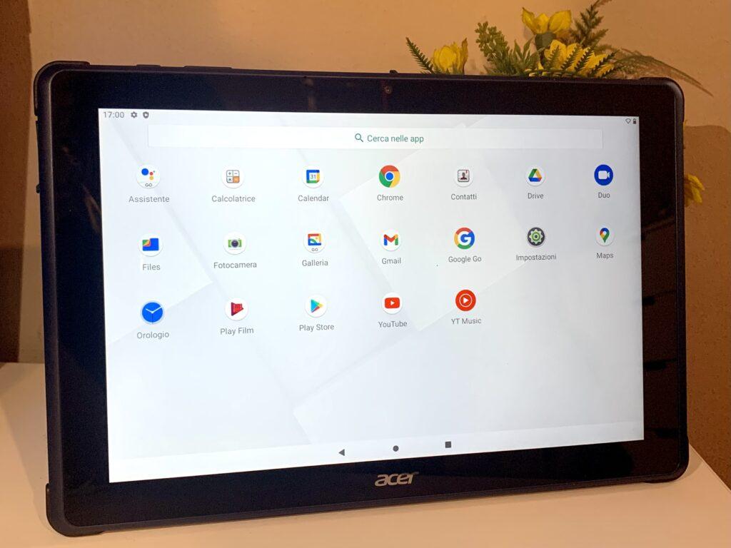 Acer Enduro Urban T1 recensione