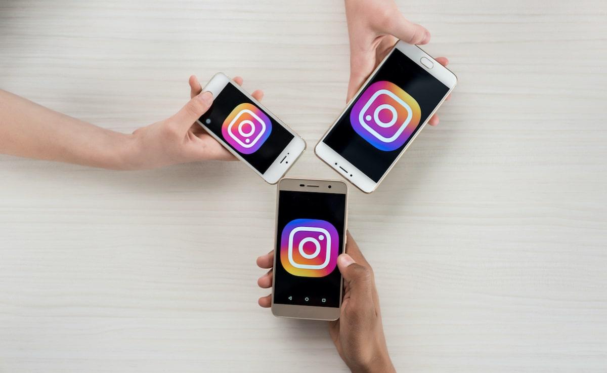 Instagram sta testando la condivisione di post e storie thumbnail