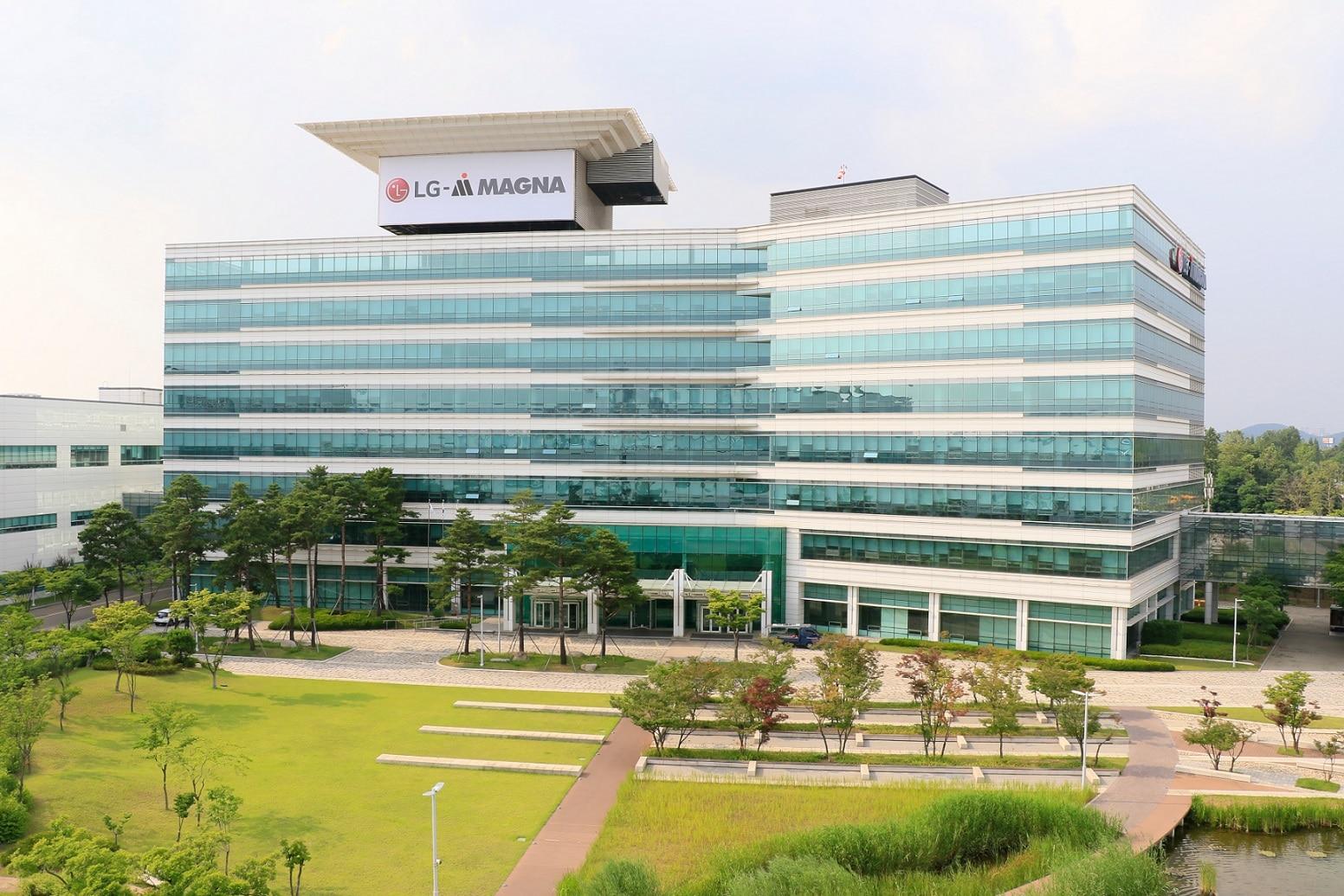 LG e Magna: nasce una joint venture tra le due aziende thumbnail