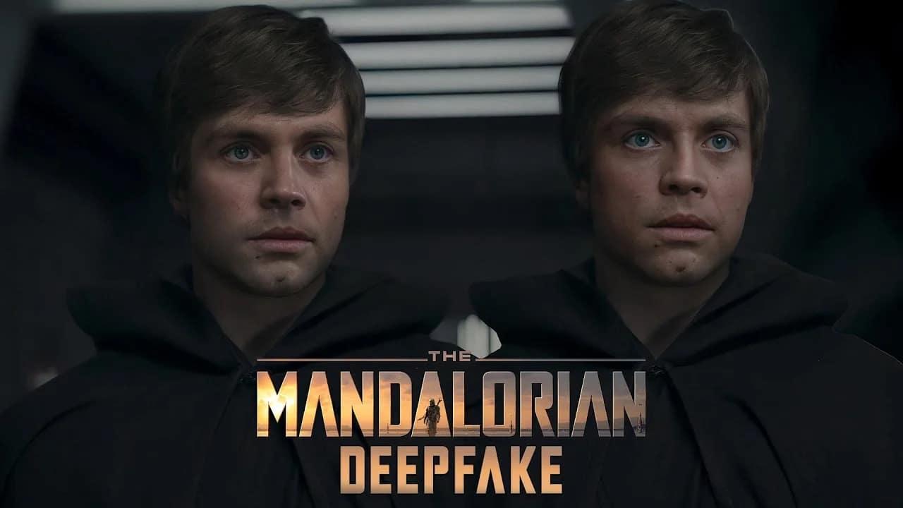 Lucasfilm assume l'utente che ha usato il deepfake su The Mandalorian thumbnail