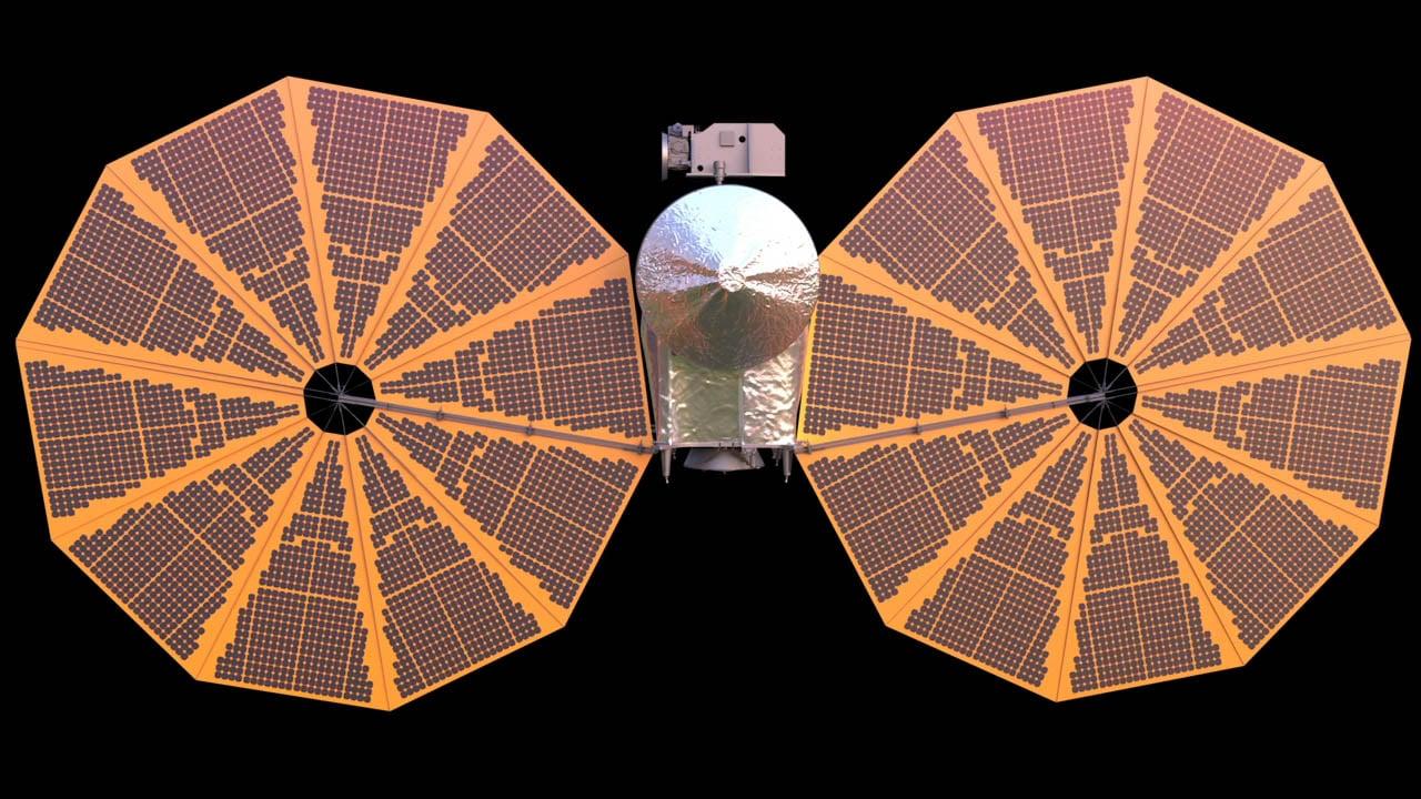 La navicella spaziale Lucy porterà in orbita dei messaggi per il futuro thumbnail
