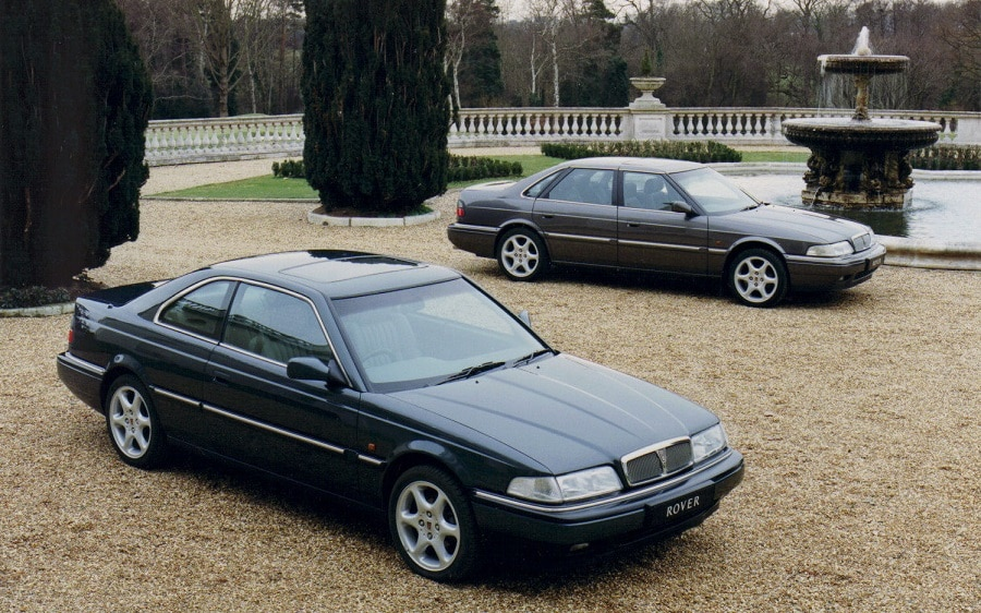 MINI 20 anni Rover 800