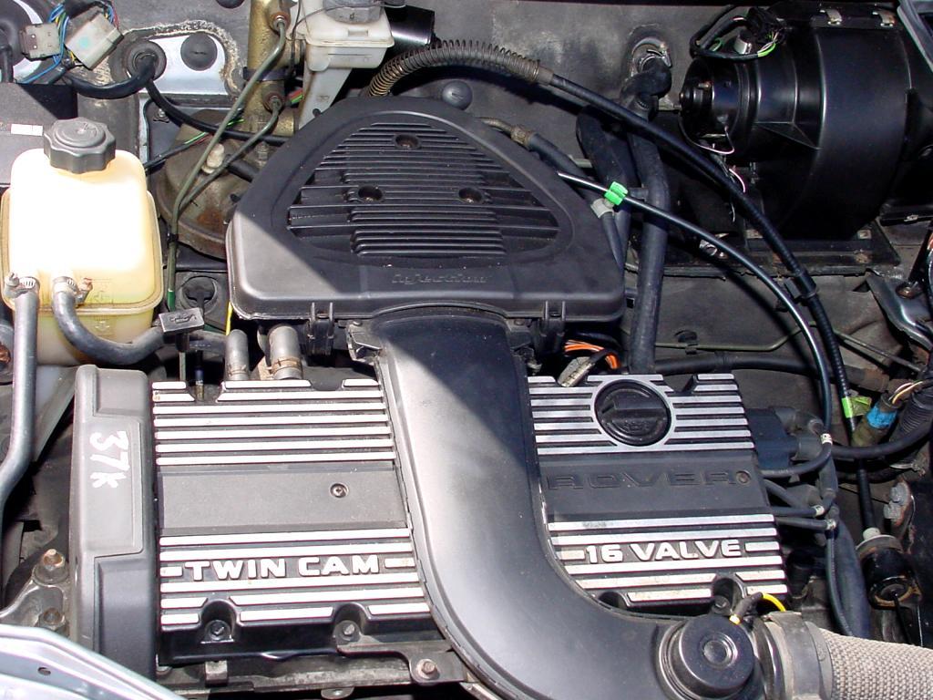 MINI 20 anni Rover K