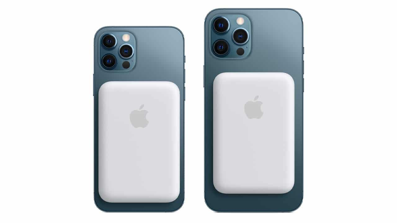 Apple lancia il MagSafe Battery Pack per ricaricare gli iPhone 12 thumbnail