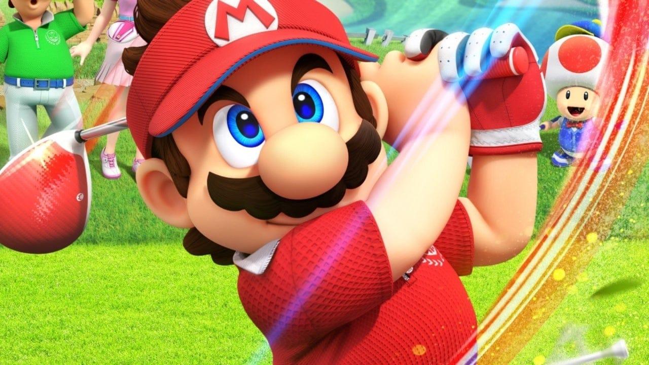 Mario Golf Super Rush: vendite da record nel Regno unito thumbnail