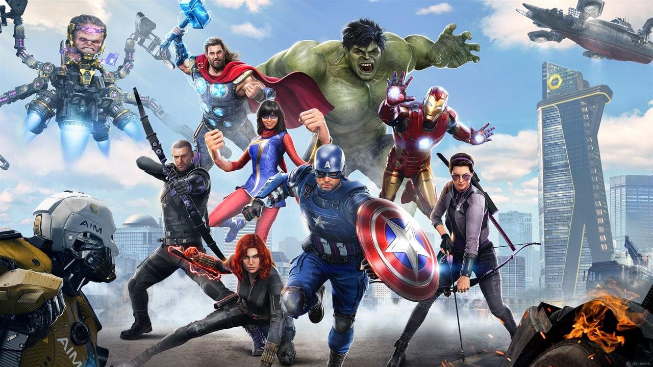 Prova gratuitamente Marvel's Avengers thumbnail