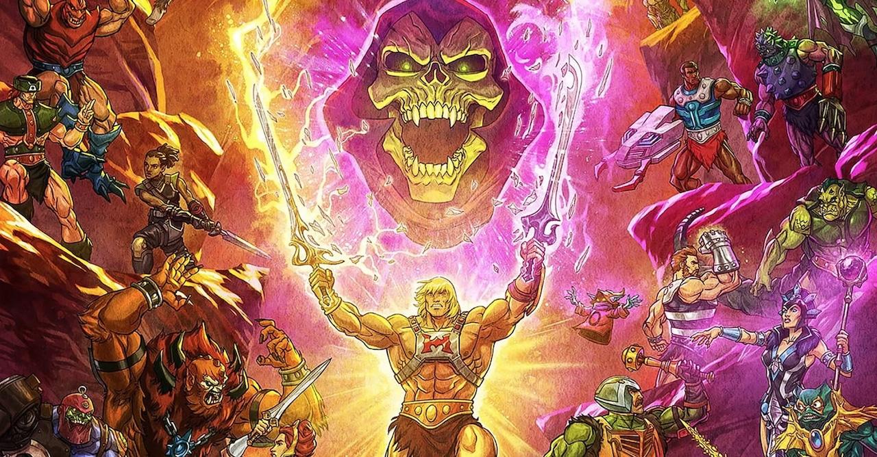 Masters of the Universe: Revelation, il ritorno di He-Man su Netflix thumbnail