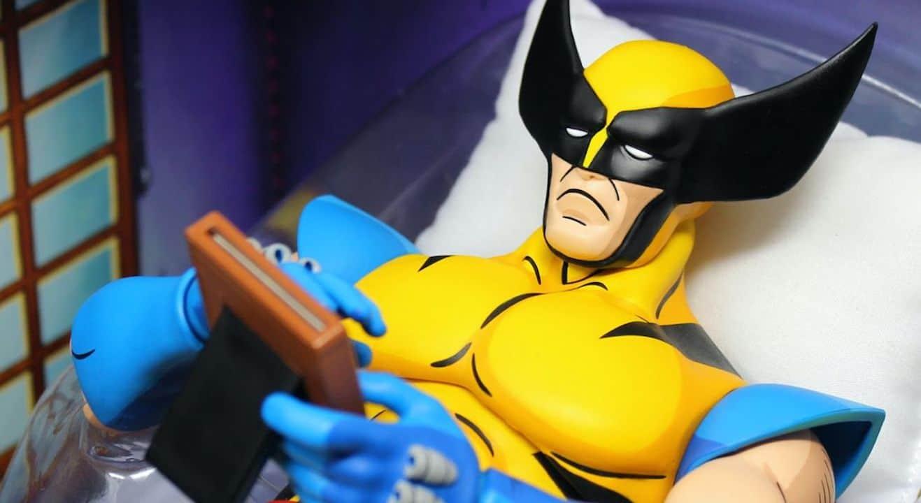 Il Meme di Wolverine diventa un'action-figure thumbnail