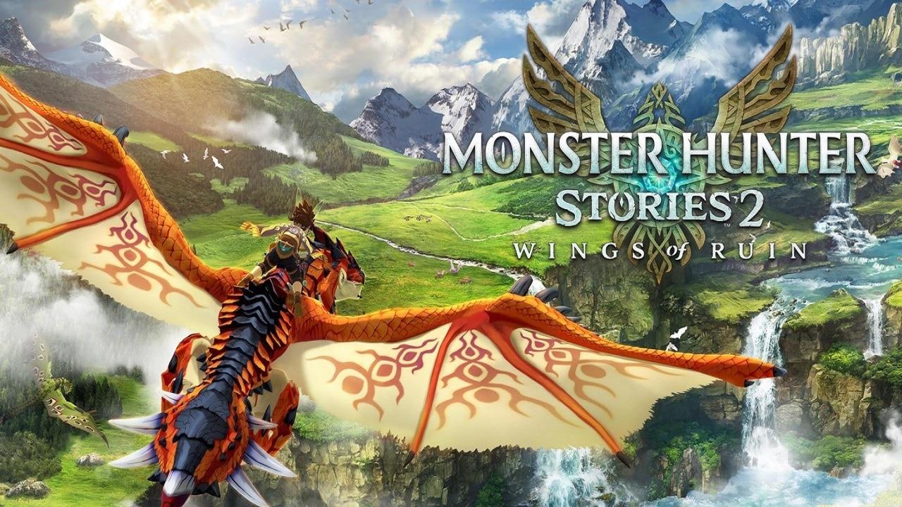 Le incredibili vendite di Monster Hunter Stories 2: Wings Of Ruin thumbnail