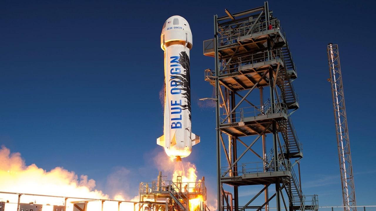 Blue Origin è pronta per il lancio nello spazio di Jeff Bezos del 20 luglio thumbnail