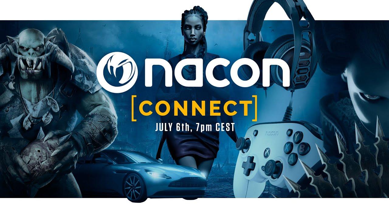 Nacon Connect 2021, tutte le novità presentate durante la conferenza thumbnail