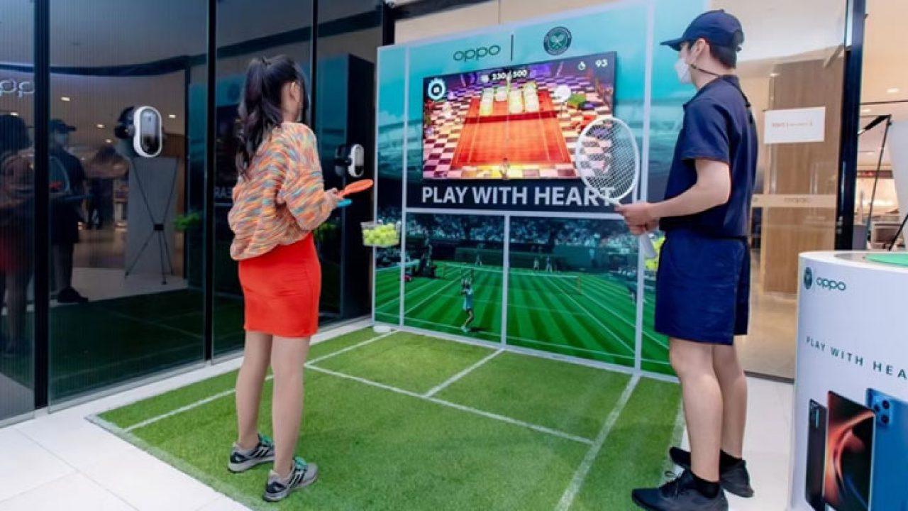 OPPO celebra il ritorno del tennis thumbnail