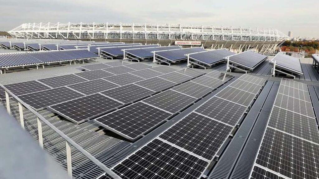 Olimpiadi tokyo 2020 - energia rinnovabile