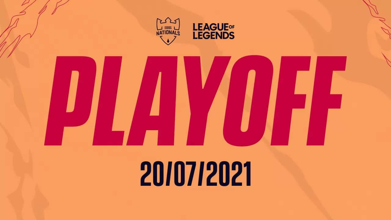 Oggi iniziano i playoff del PG Nationals Summer Split 2021 thumbnail