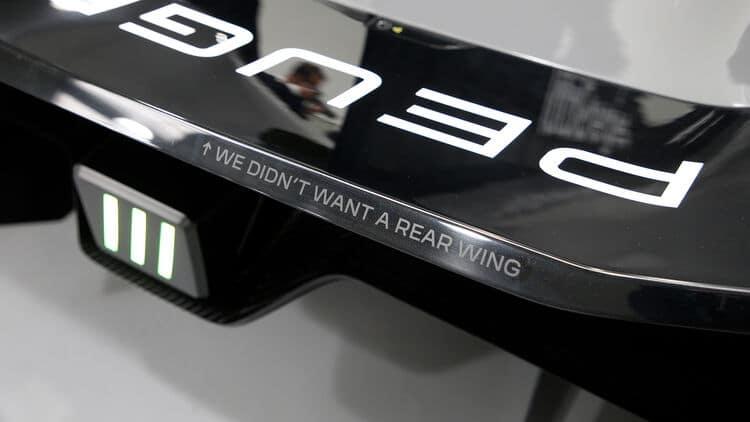 Peugeot 9X8 adesivo