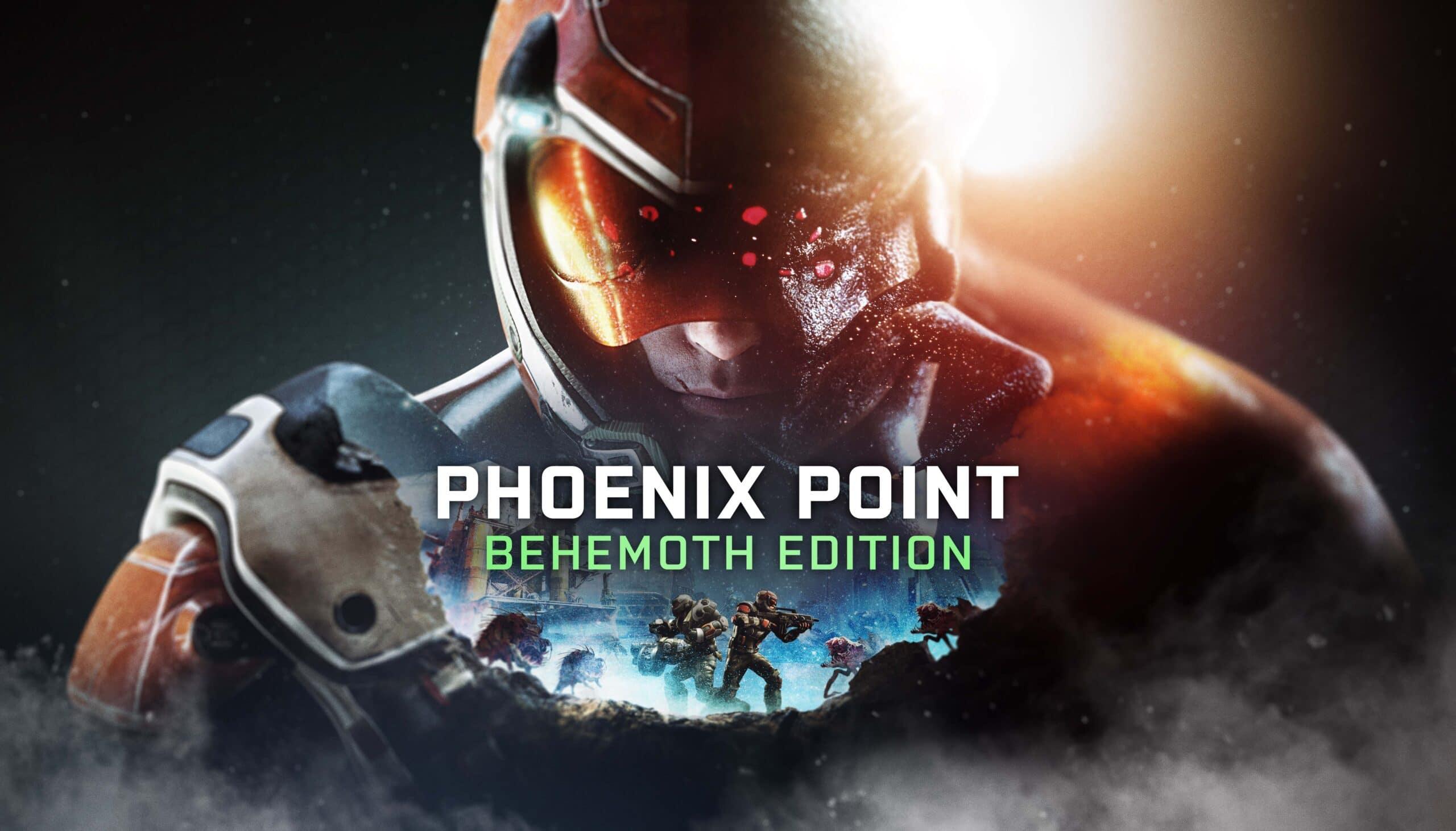 Phoenix Point: Behemoth Edition su Play Station 4 e Xbox One