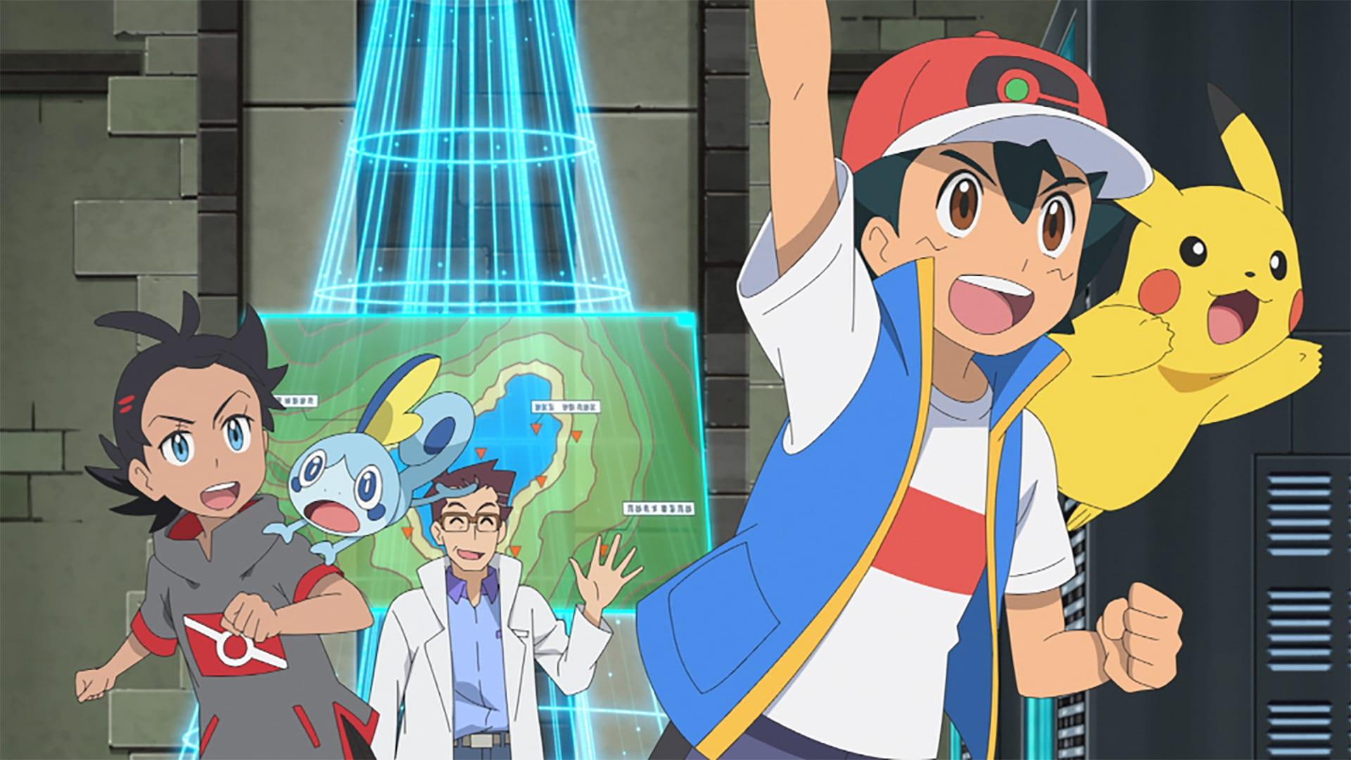 Esplorazioni Pokemon Master: il trailer della nuova stagione della serie thumbnail