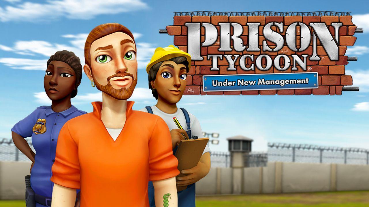 Prison Tycoon: Under New Management arriva su Steam thumbnail