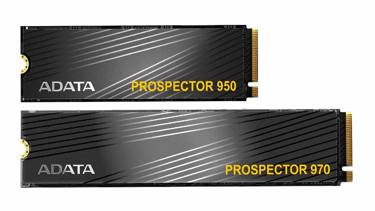 ADATA lancia le unità SSD della serie PROSPECTOR thumbnail