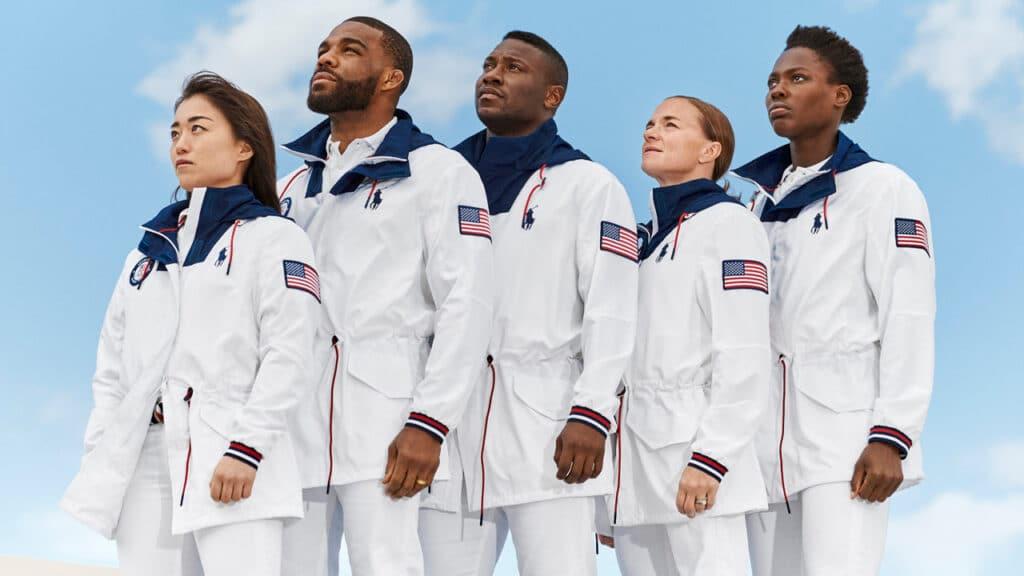 Ralph Lauren divise USA Tokyo 2020