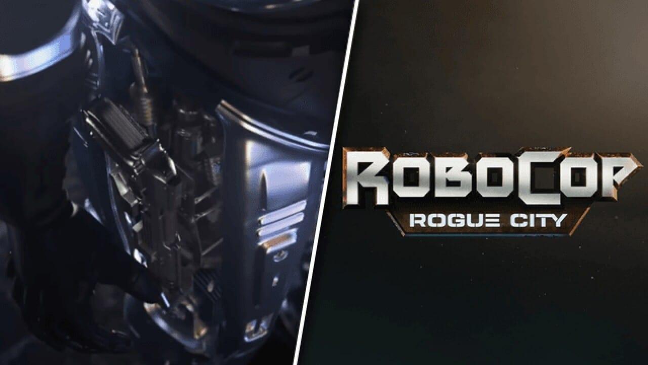 RoboCop Rogue City: ecco il trailer del nuovo gioco sul film thumbnail