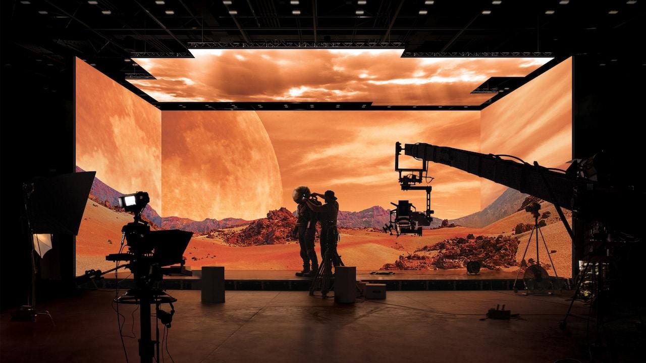 Il Samsung The Wall sarà utilizzato per le produzioni cinematografiche thumbnail