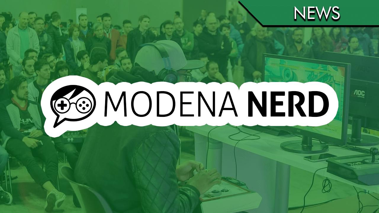 Il Modena Nerd torna in presenza in un weekend ricco di eventi thumbnail