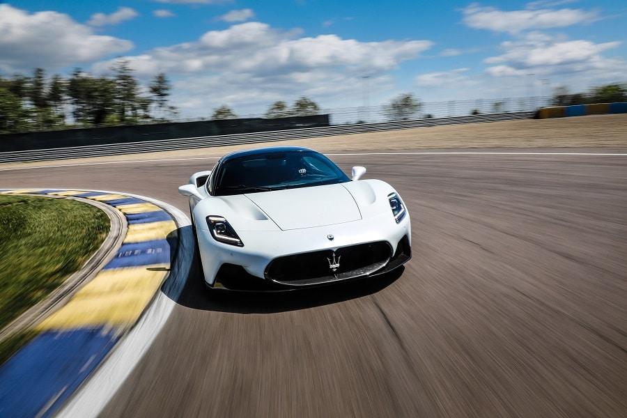 Stellantis EV Day Maserati