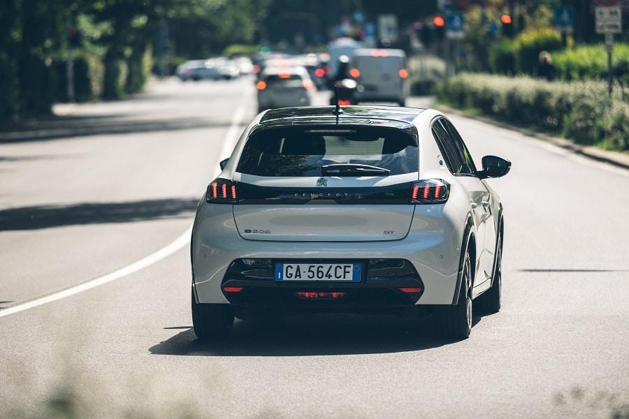 Stellantis EV Day Peugeot 208