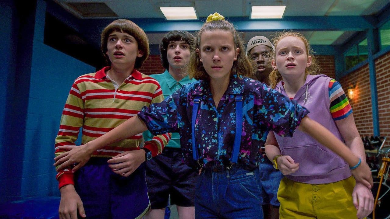 Stranger Things compie 5 anni, Netflix celebra l'anniversario con un video thumbnail