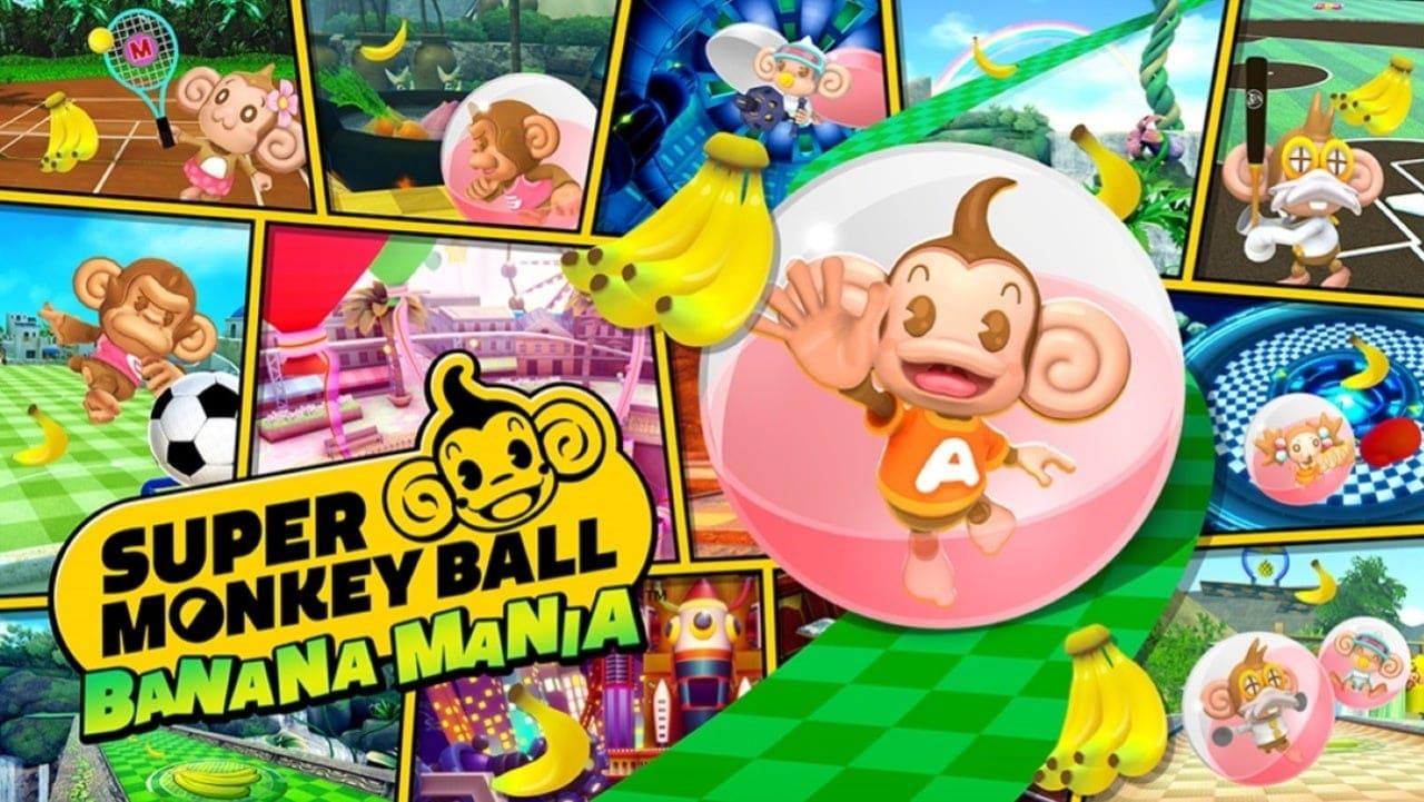 "Super Monkey Ball Banana Mania: nuovo trailer ""Meet the Gang"" thumbnail"