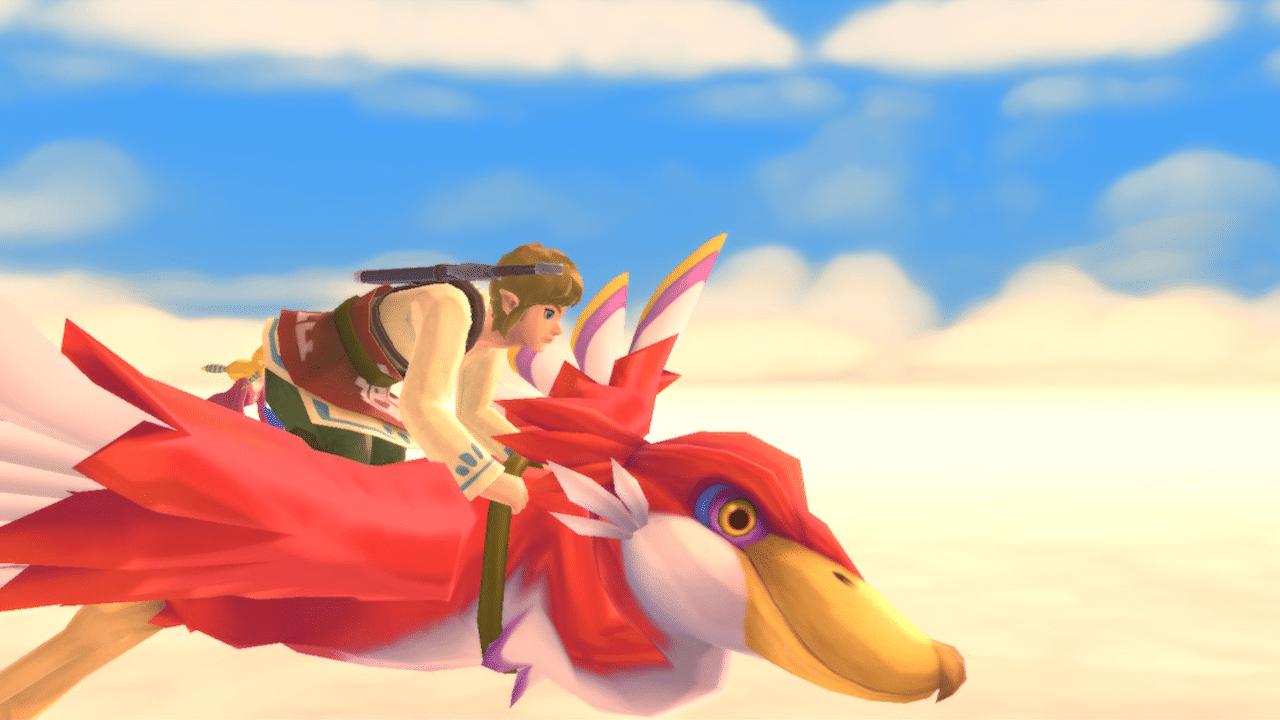 Zelda Skyward Sword HD: l'inizio della leggenda in una nuova veste thumbnail