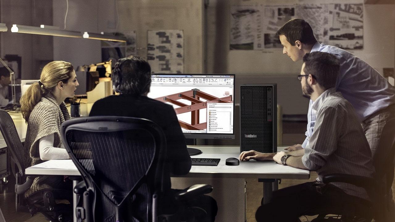 Lenovo presenta ThinkStation P350 thumbnail
