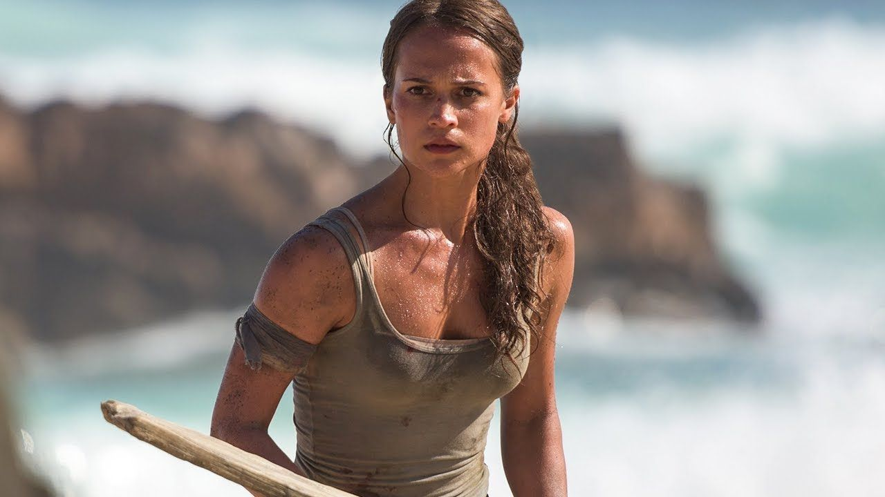 Tomb Raider 2: secondo Alicia Vikander, il film è ancora in fase di sviluppo thumbnail