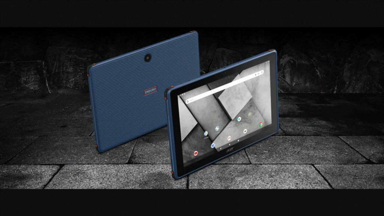 """La recensione di Acer Enduro Urban T1: il tablet """"indistruttibile"""" thumbnail"""