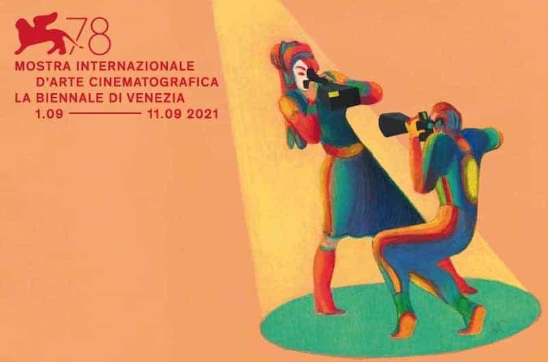 78 mostra del cinema di Venezia