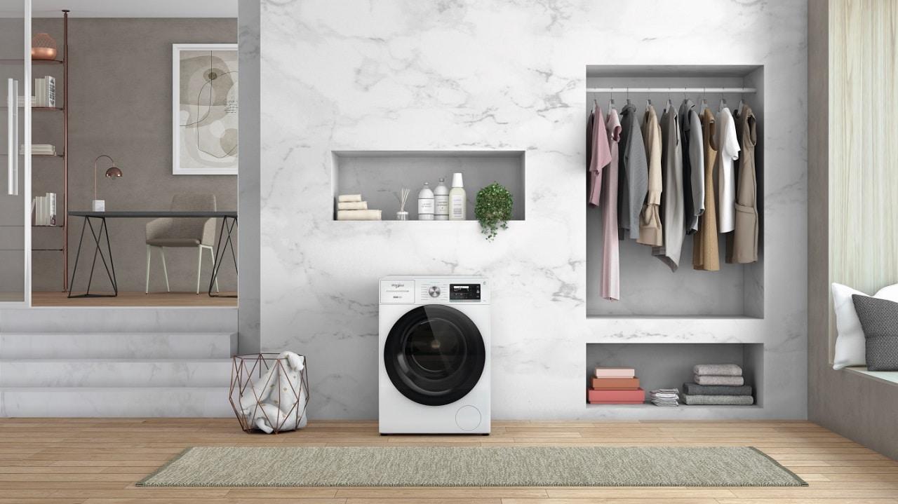 Whirlpool presenta la nuova Supreme Silence, la lavatrice più silenziosa thumbnail