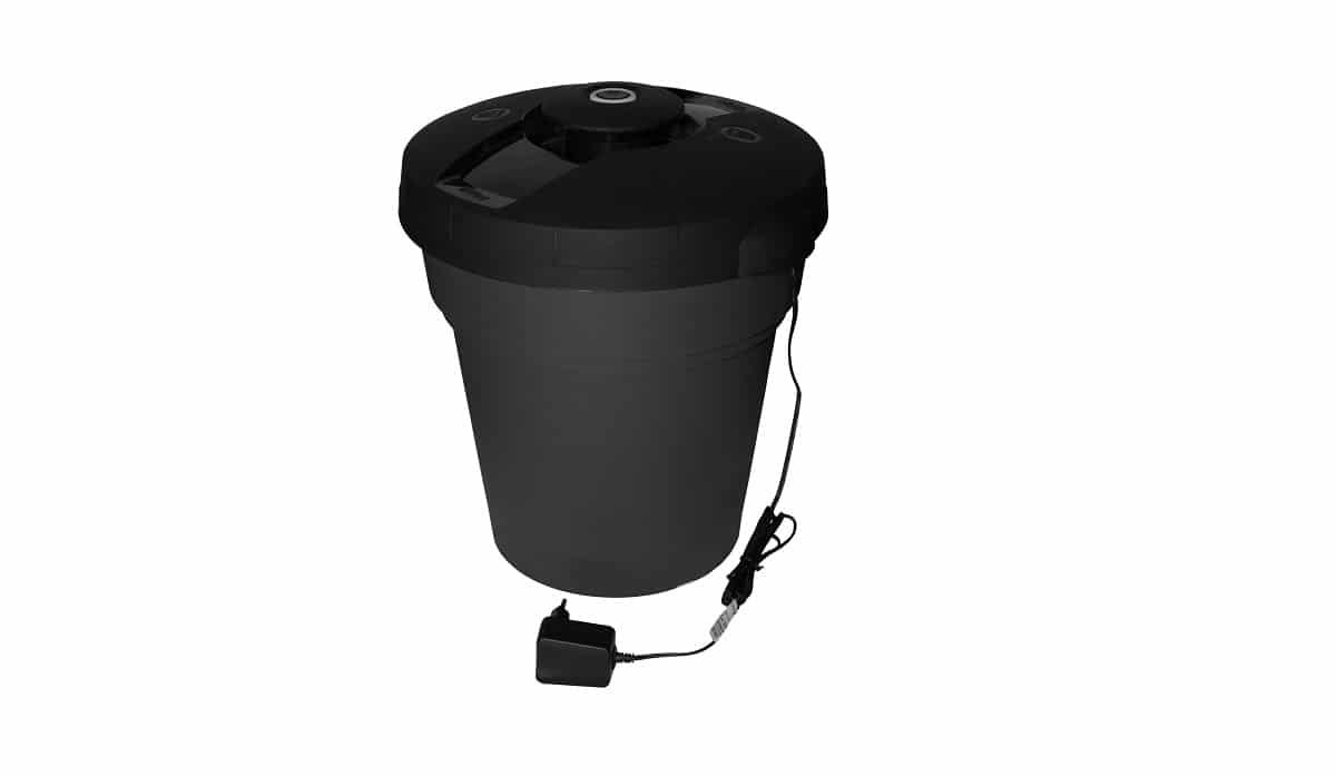 WILLPY è il contenitore dei rifiuti che elimina i cattivi odori thumbnail