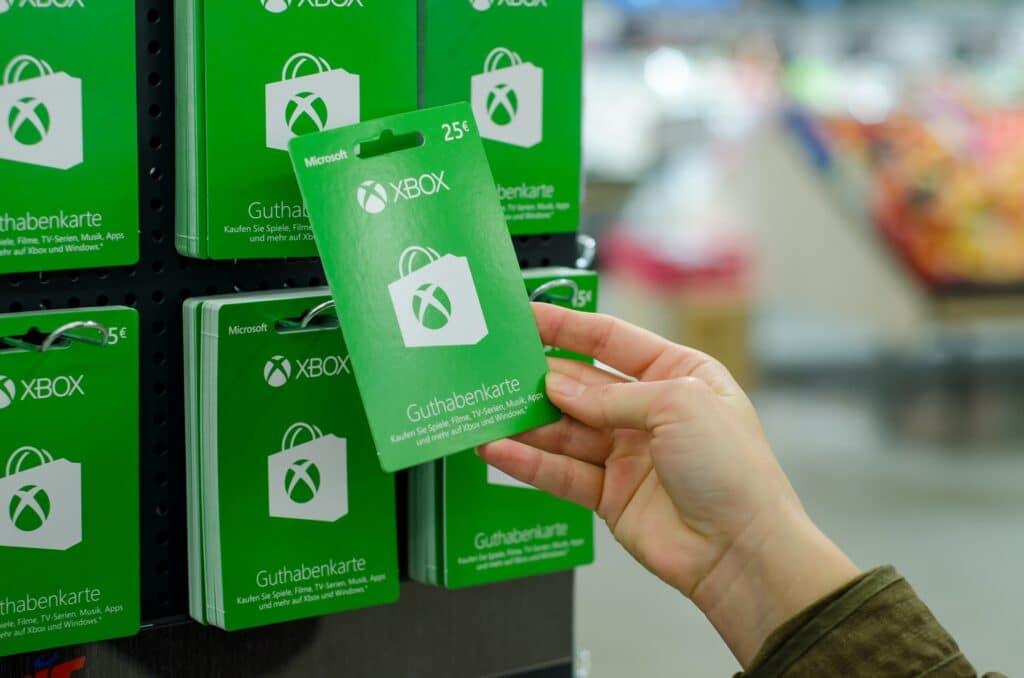 Xbox Gift Card: ecco la truffa da 10 milioni di dollari