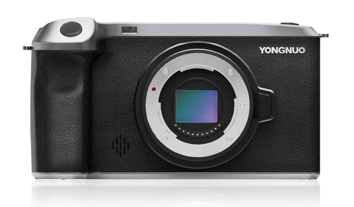 Yongnuo YN455: uno smartphone ad ottiche intercambiabili thumbnail