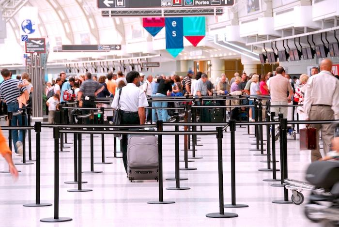 aeroporto Passenger locator form