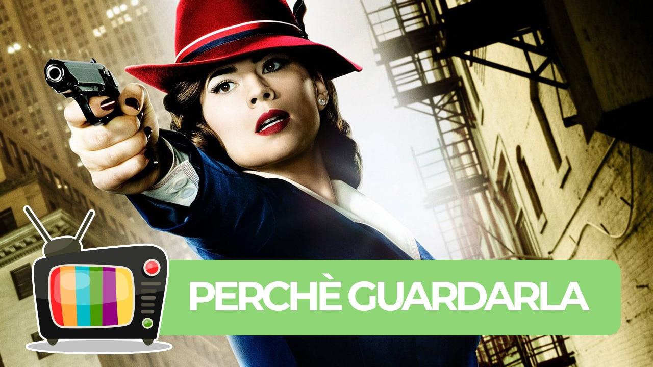 Agent Carter: l'eroina di cui abbiamo bisogno - Perché guardarla? thumbnail