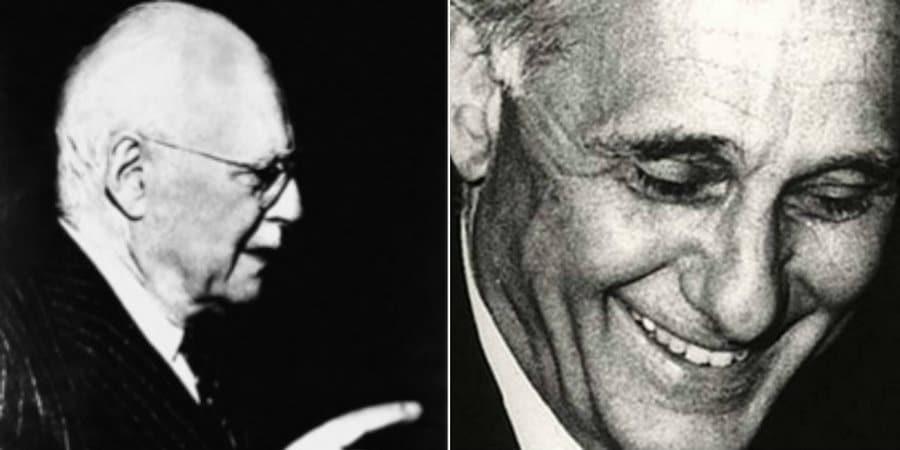 Aldo e Livio Garzanti