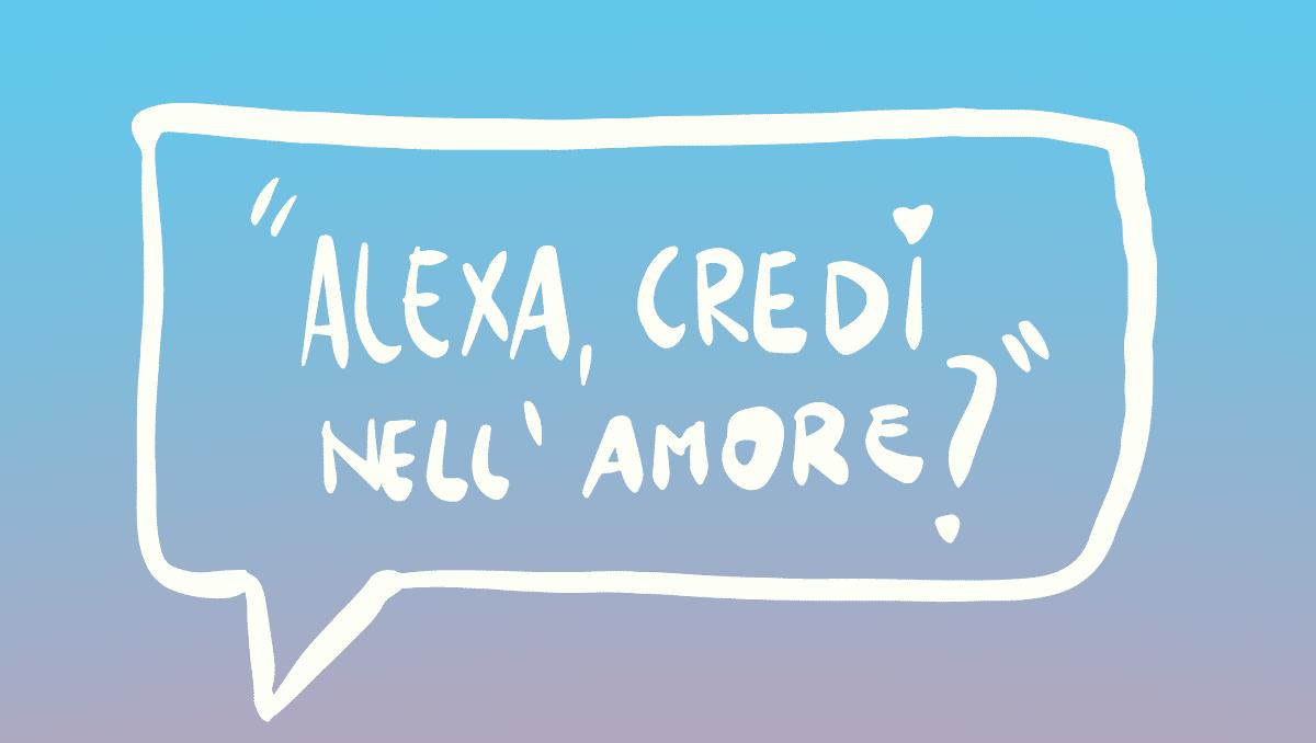 Giornata internazionale del Bacio: Alexa è innamorata? thumbnail