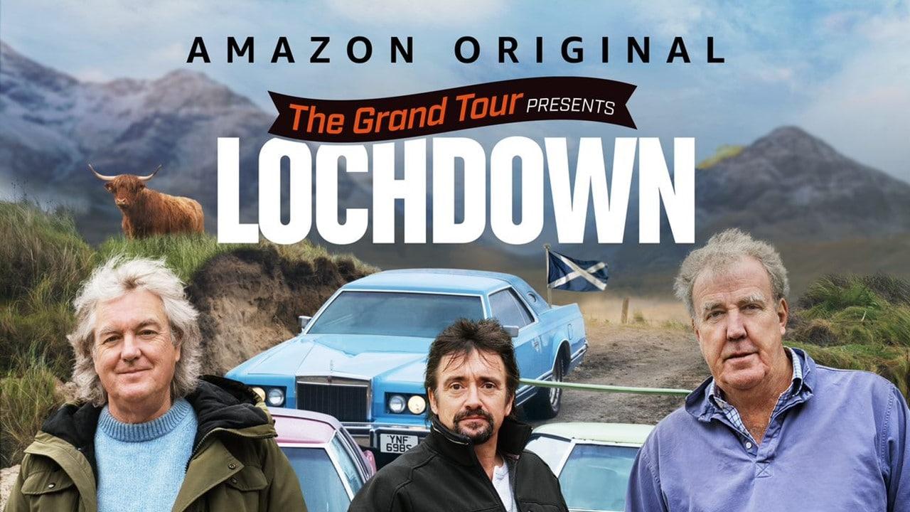 """The Grand Tour, lo """"speciale Lockdown"""" in arrivo su Amazon Prime Video thumbnail"""