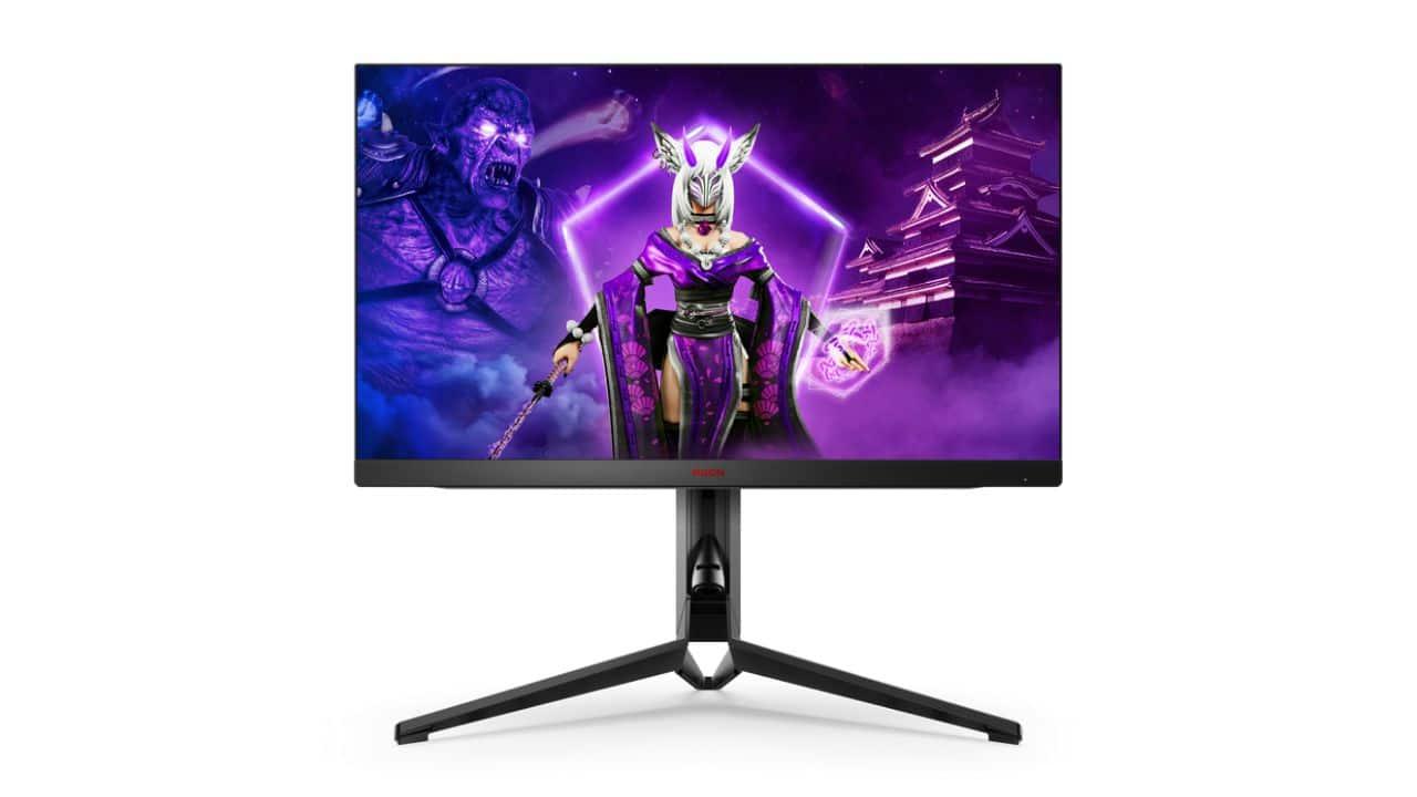 AOC presenta il nuovo monitor Agon Pro per il gaming professionistico thumbnail