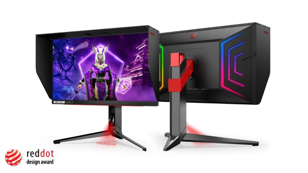 aoc monitor gaming agon pro