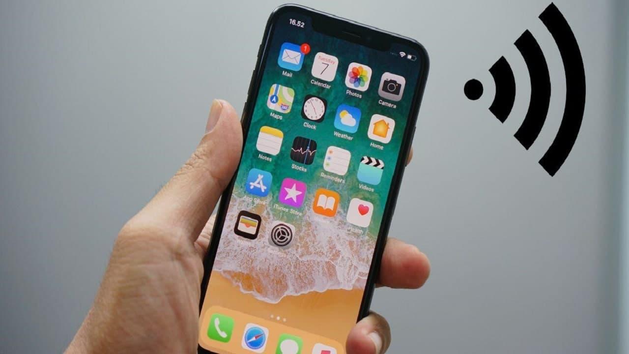 Il nome di alcune reti disabilità il WiFi su iPhone thumbnail
