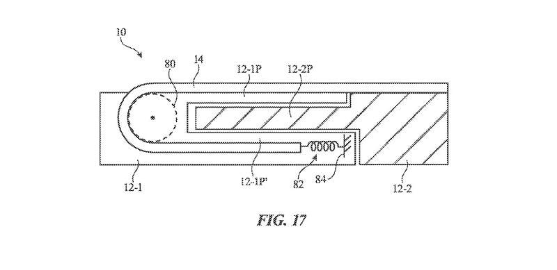 apple iphone schermo espandibile brevetto-min