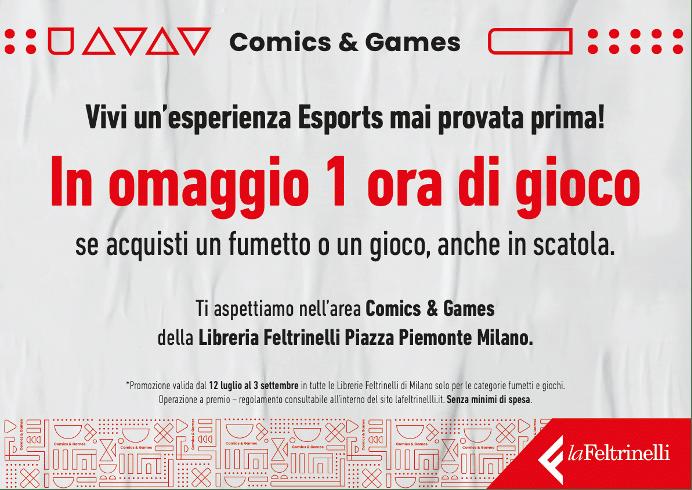 Feltrinelli Comics & Games